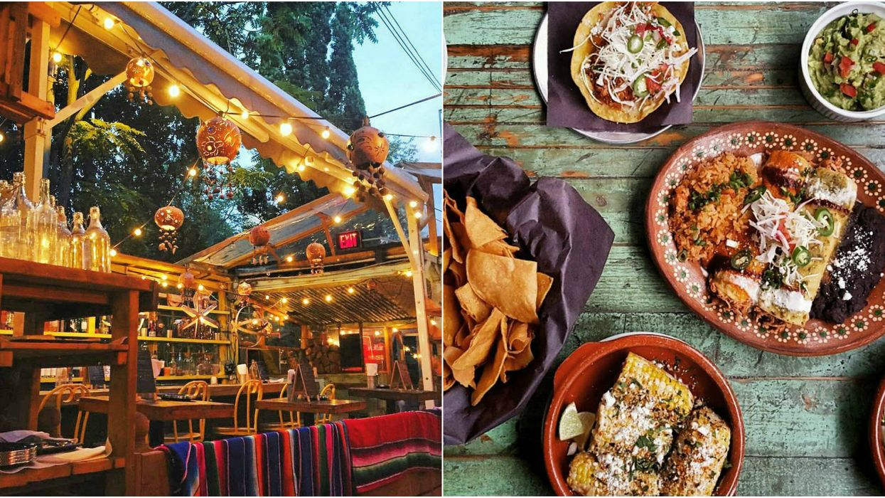 This Authentic Mexican Restaurant In Toronto Will Transport You Straight To The Beach