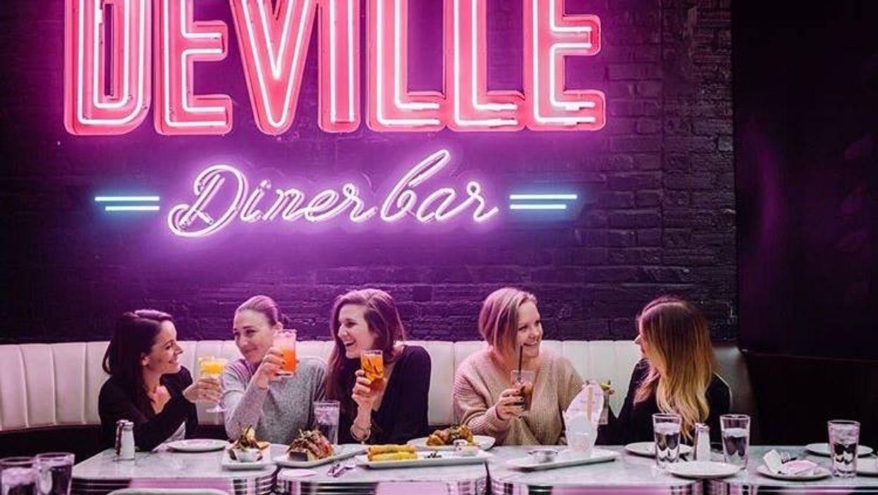 Voici l'endroit idéal pour ta soirée de filles à Montréal