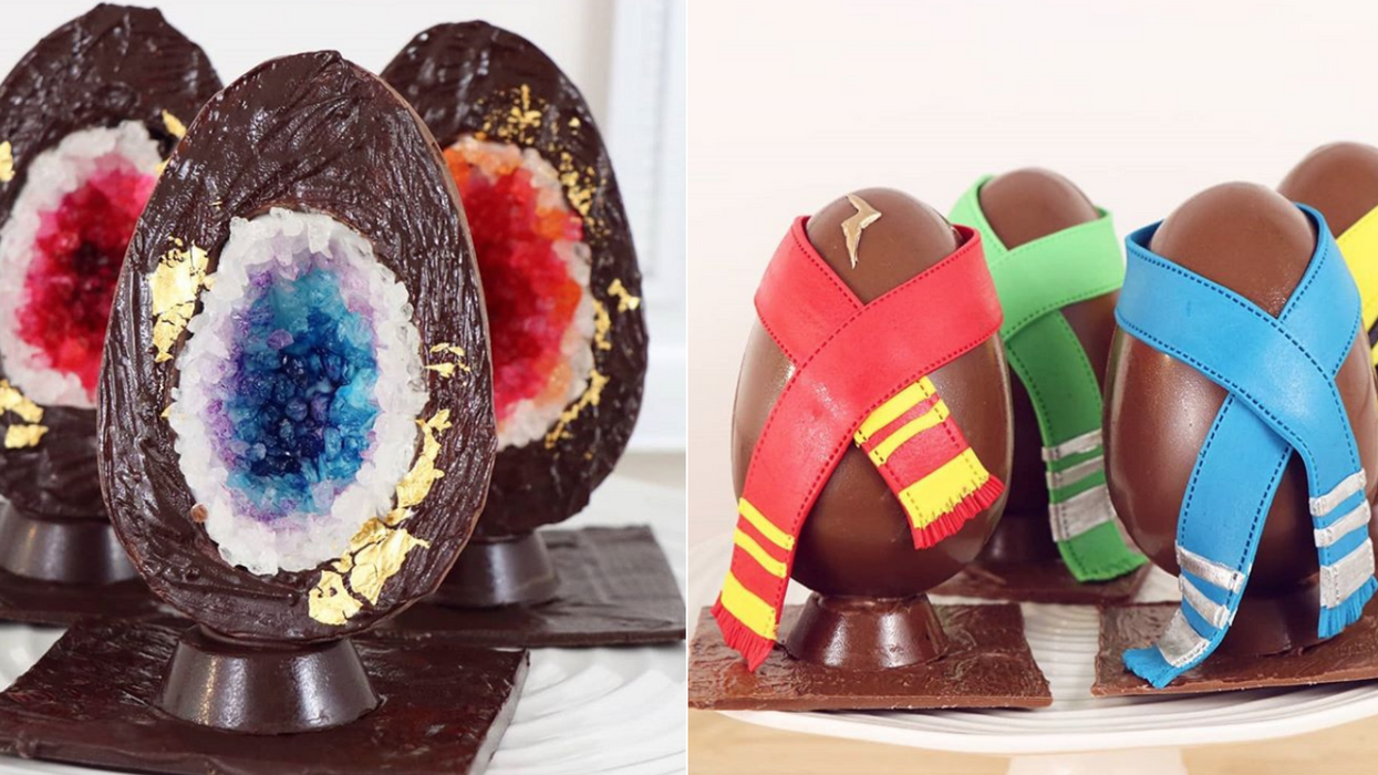 This Toronto Bakery Is Dedicated To Creating The Boujiest Easter Eggs Perfect For This Weekend