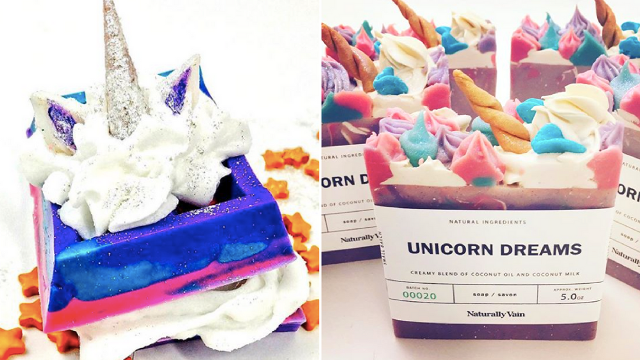 You Can Get Cute Unicorn Bath Products At This Ottawa Shop
