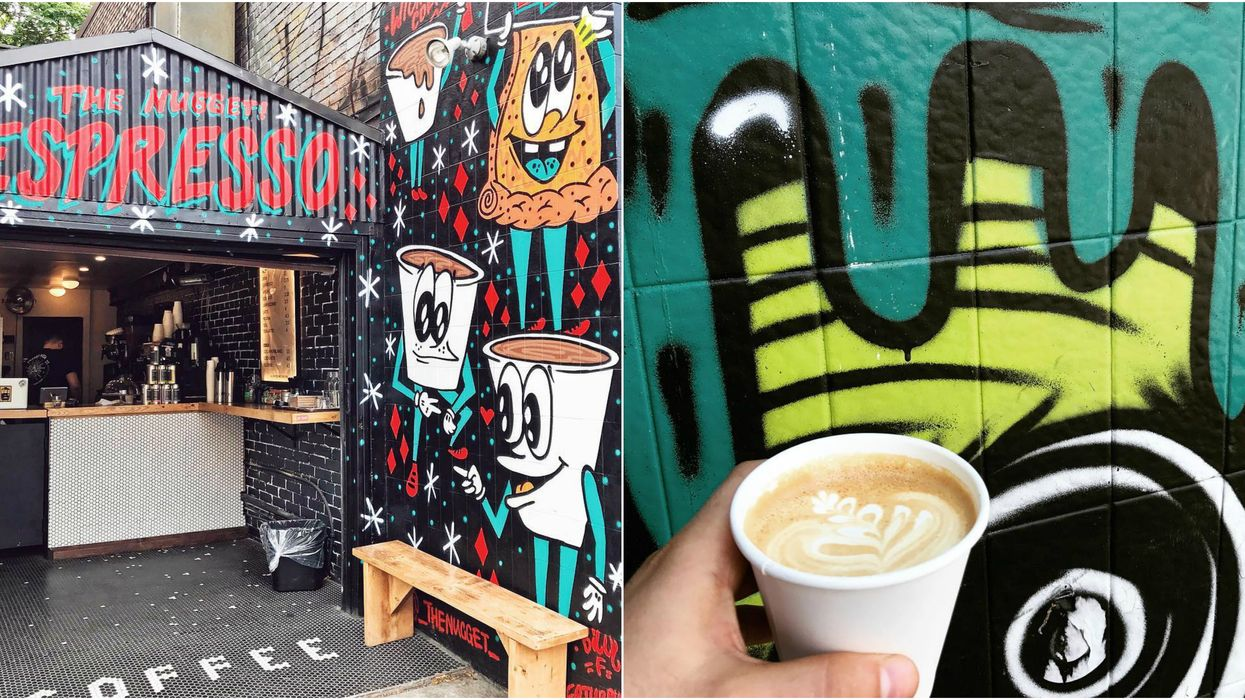 This Espresso Bar Is Hidden In Toronto And You Need To Discover It This Spring