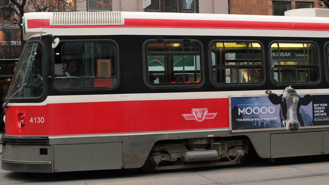 This Video Shows That The King Street Pilot Project Is A Total Failure