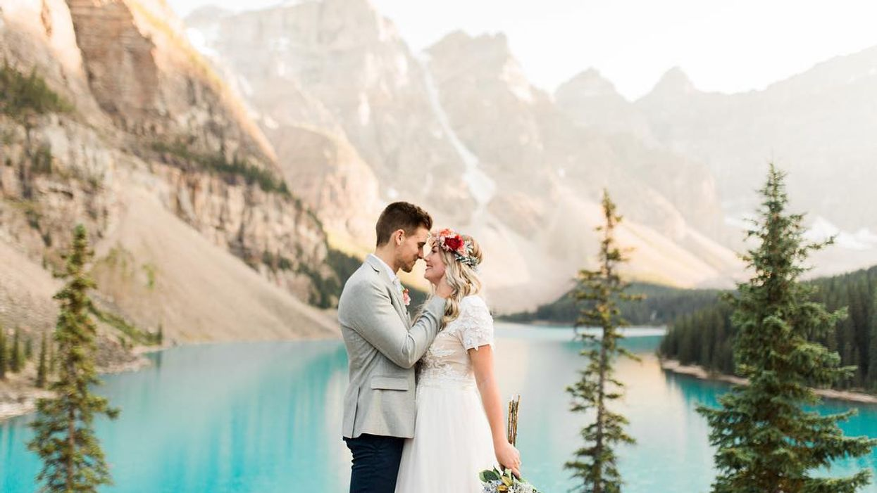 18 Alberta Wedding Photographers Guaranteed To Turn Your Special Day Into A Fairytale