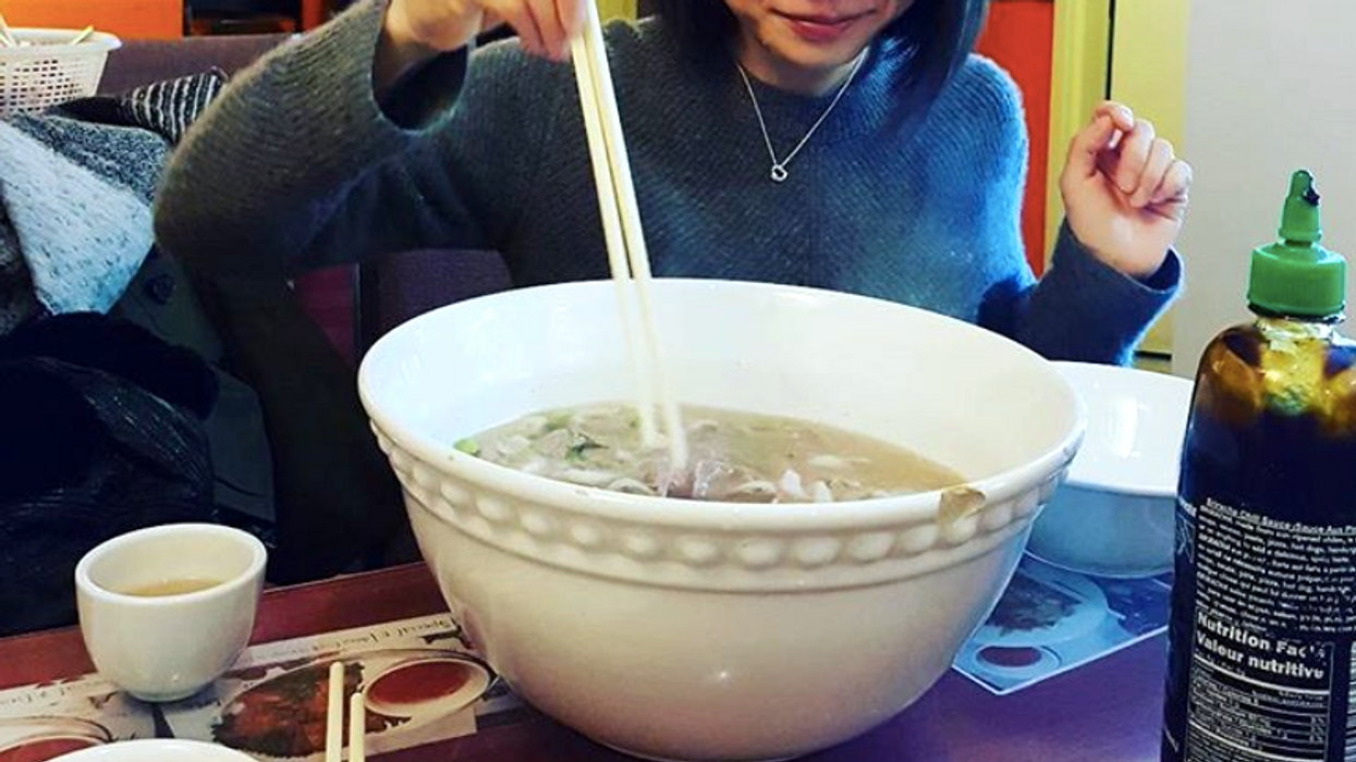 You Can Get Bowls Of Pho Larger Than Your Head At This Spot In Ottawa