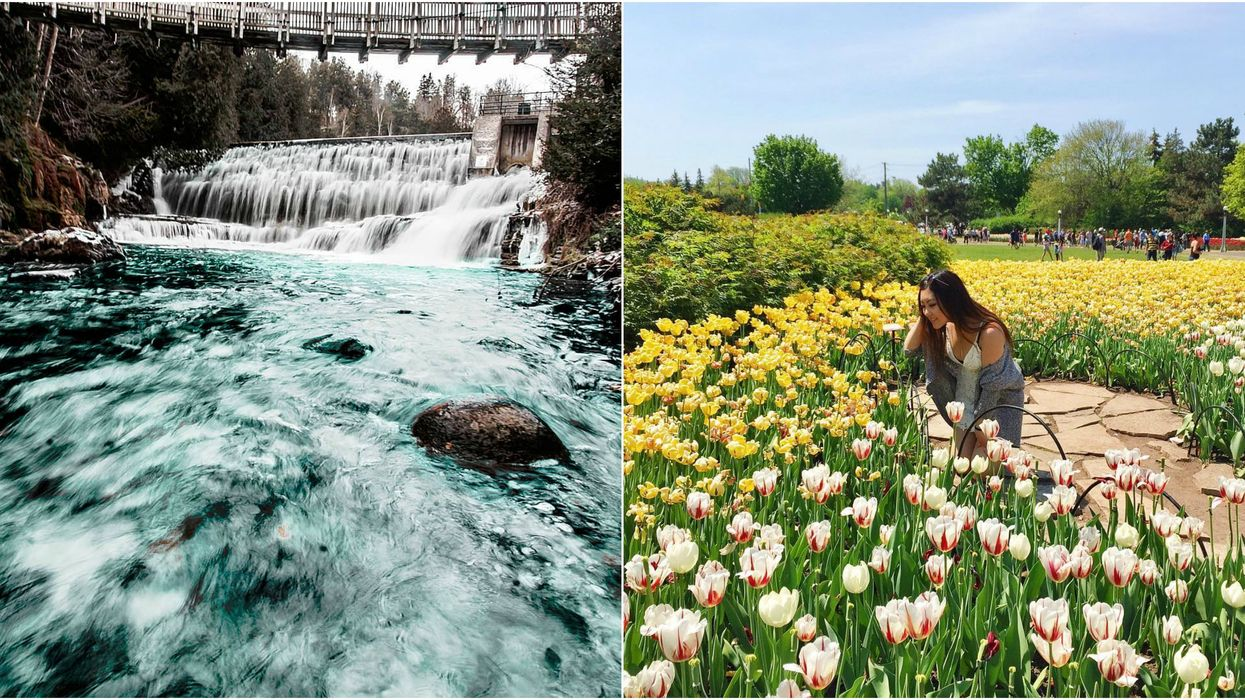 18 Secret Spots In Ontario You And Your BFF Absolutely Need To Discover This Spring