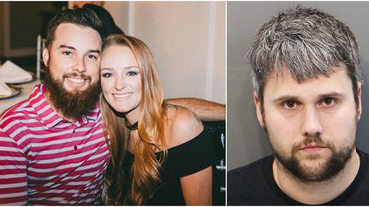 Teen Mom Star Ryan Edwards Threatened To Shoot Maci Bookout's Husband Before His Arrest