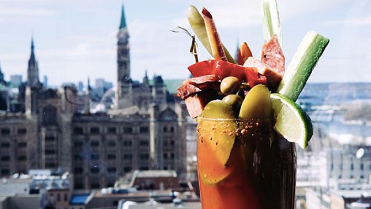 You Can Customize Your Own Epic Caesar At This Ottawa Bar
