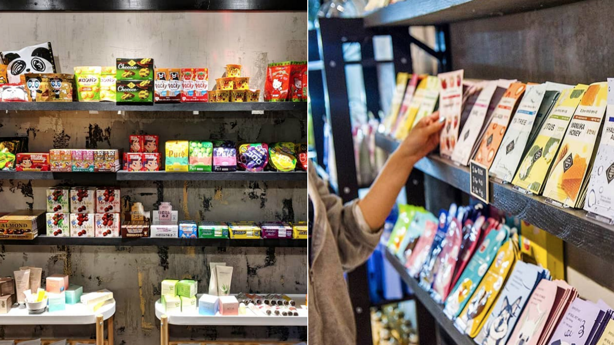 This New Japanese Convenience Store In Toronto Sells All Of Your Favourite Korean Skincare