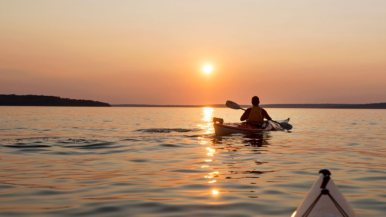 These Incredible Paddling Trails Let You Explore The 1000 Islands Entirely By Kayak