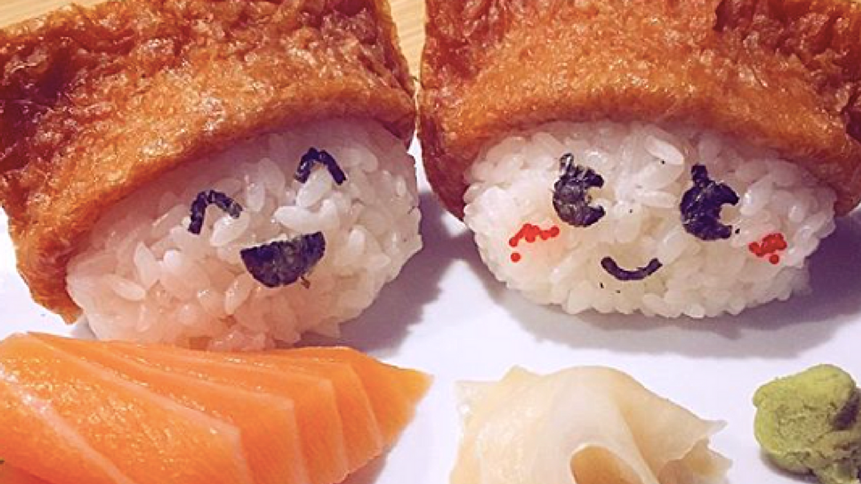 This Ottawa Spot Serves Up The Cutest Sushi Ever