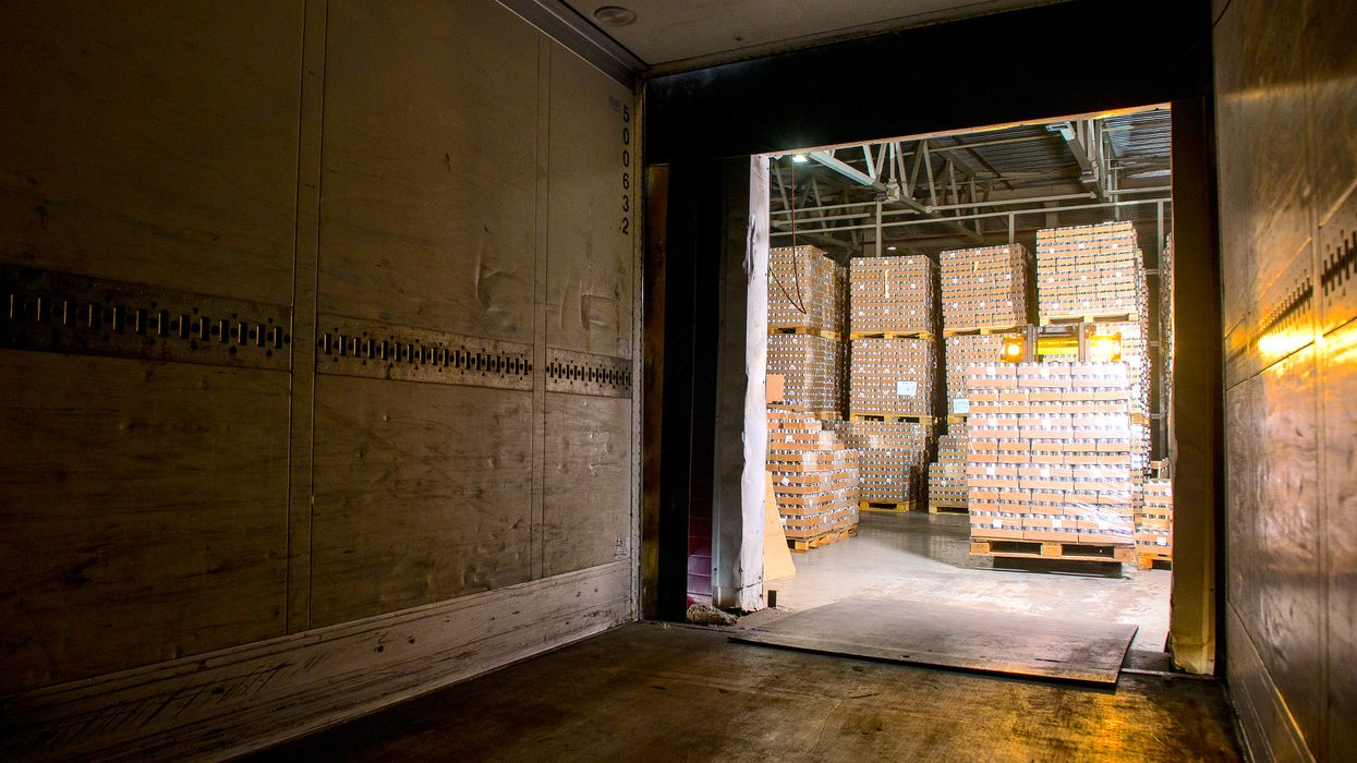 Someone Stole Three Trucks Full Of Canadian Goods And You'll Never Guess What Was Inside