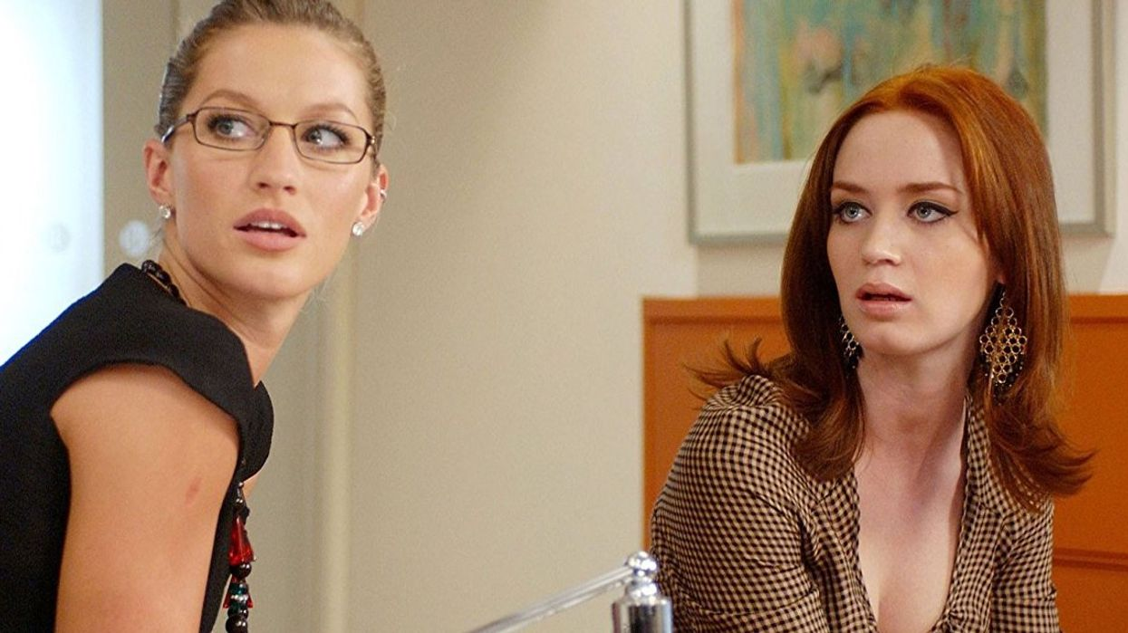 """Emily Blunt Officially Speaks Out On Doing A """"The Devil Wears Prada"""" Sequel"""