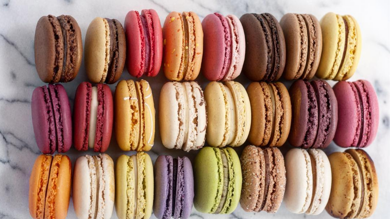 Les meilleurs macarons de Montréal seront à 1$ en fin de semaine seulement