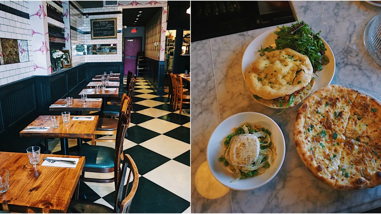Toronto's All-New Restaurant In Leslieville Is An Authentic Taste Of Italy And 'Mama Mia' Do You Ever Have To Go ASAP!!!
