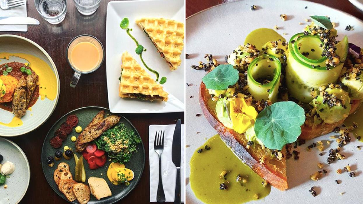 This Ottawa Spot Serves Extraordinary Vegan Brunch