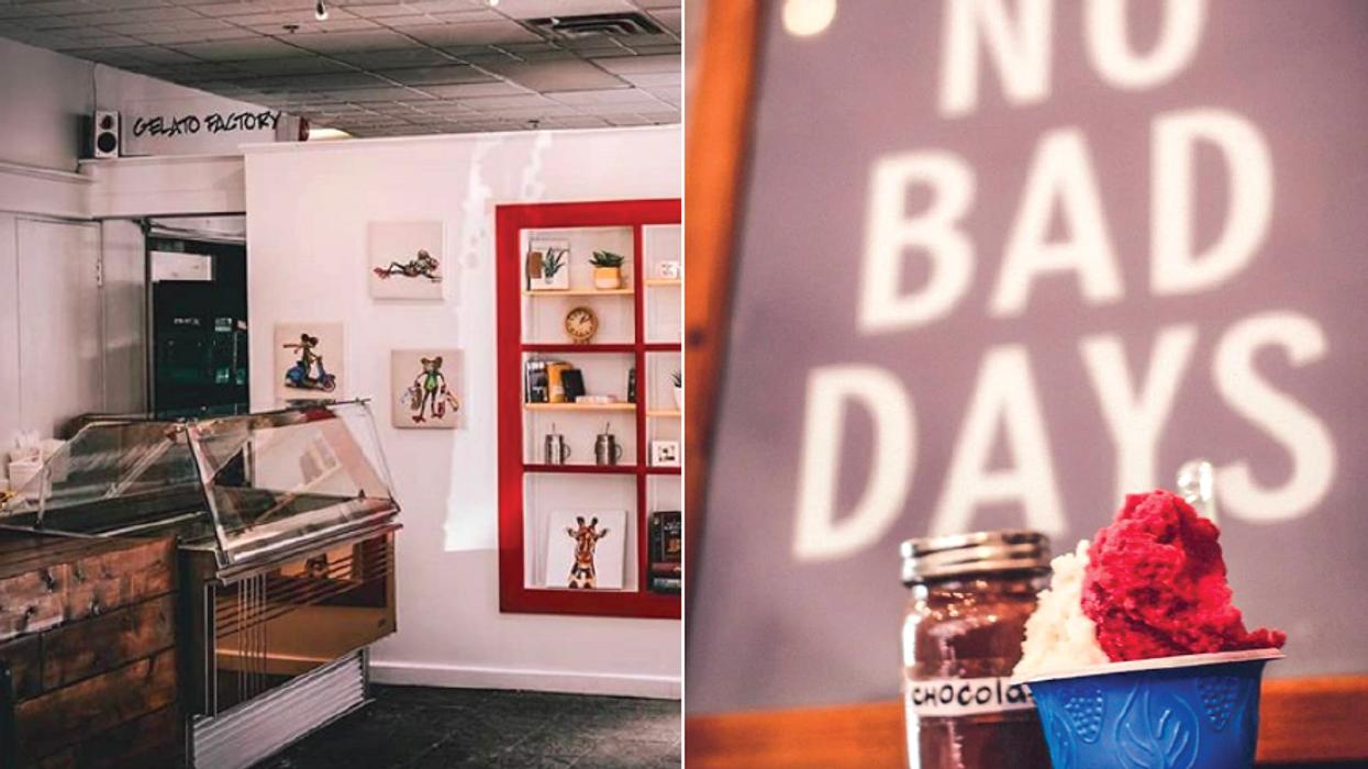 This New Gelato Cafe In Ottawa Is So Instagram Worthy
