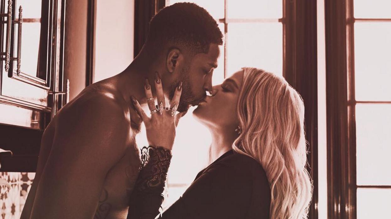 Here's Why Khloé Kardashian Won't Be Leaving Tristan Thompson Anytime Soon