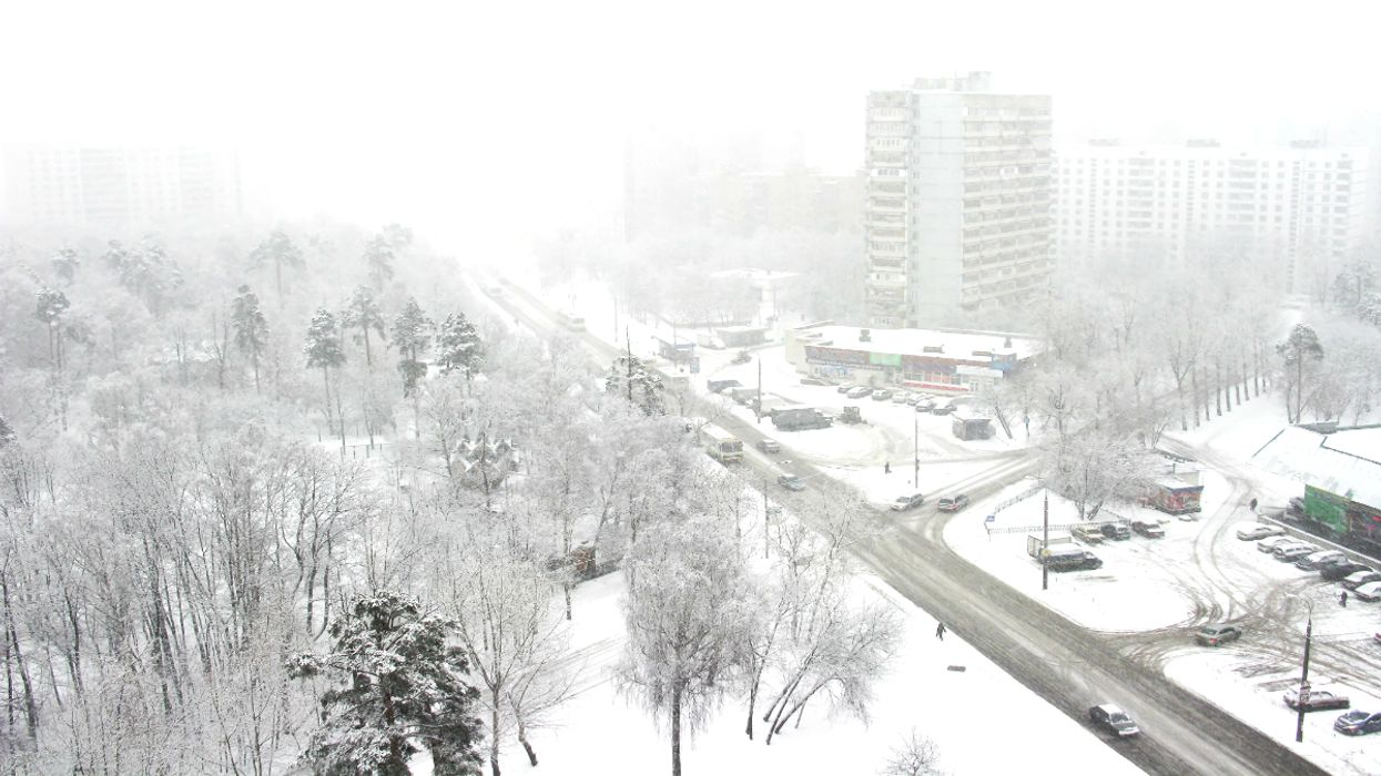 The Weather Network Issues A Snowfall Risk Of Over 20 cm For Ontario