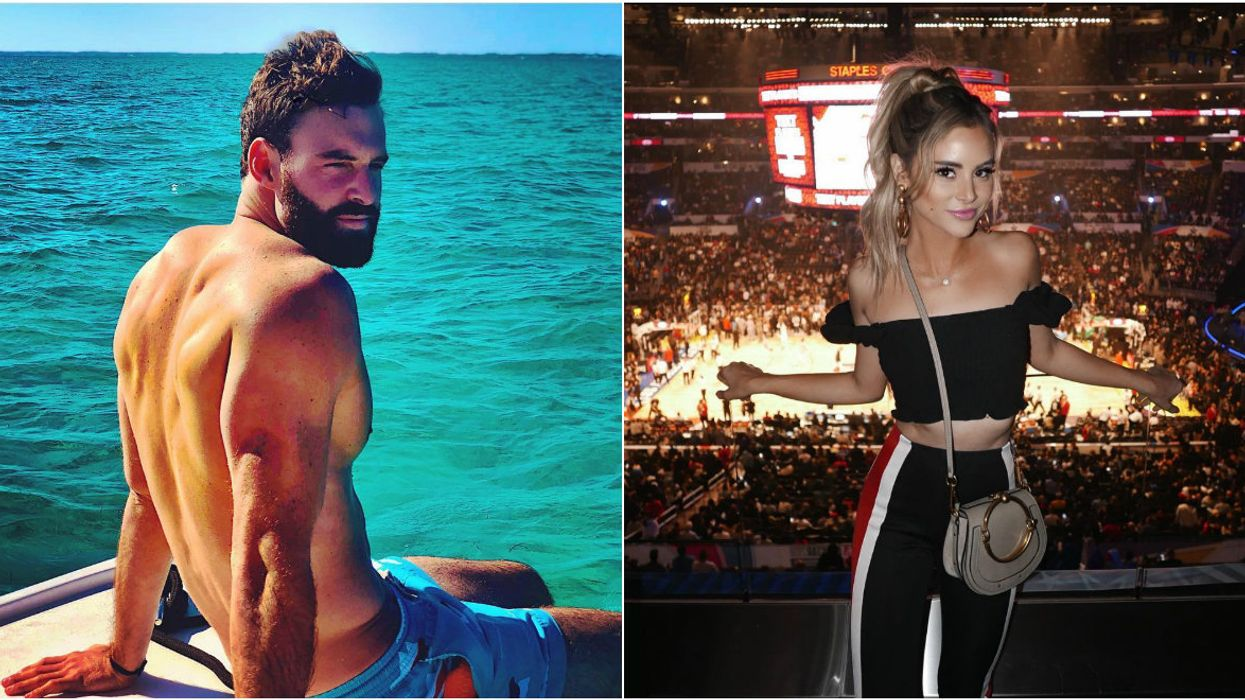 Former Bachelor In Paradise Star Robby Hayes Just Leaked Private Emails Between Him And Ex Amanda Stanton