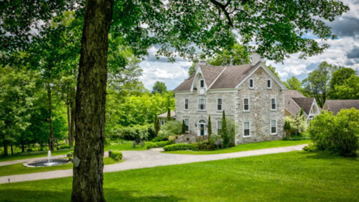 These 12 Bed And Breakfasts In Ontario Are Perfect For A Getaway