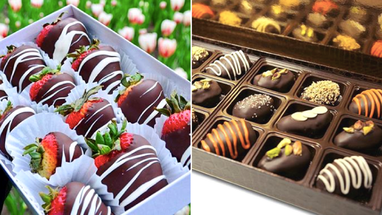 You Can Eat Chocolate Everything At This Heavenly Ottawa Event