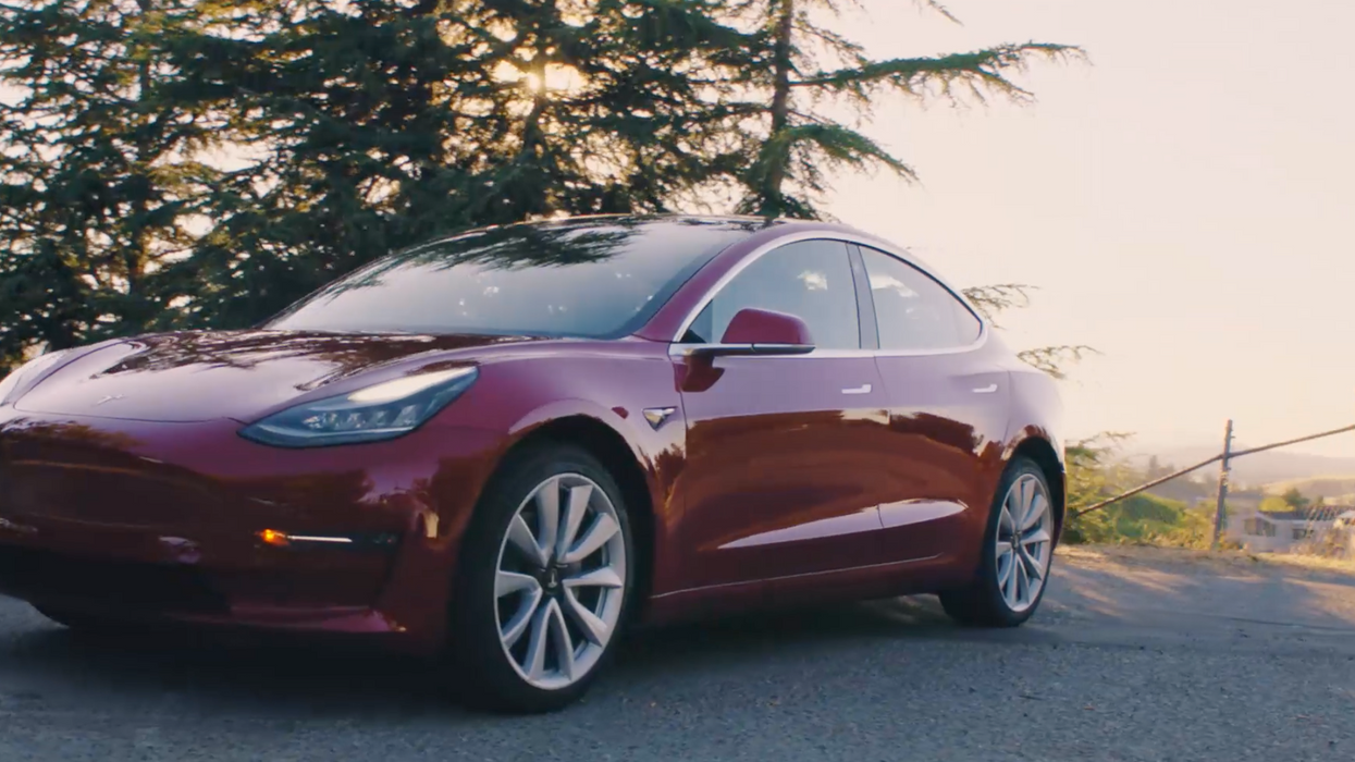 The Ontario Government Is Giving Out $14,000 To Help You Buy A Tesla Car, Here's How