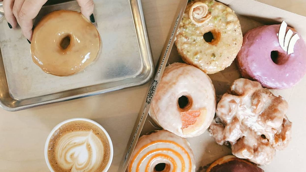 This Bakeshop In Hamilton Makes The Craziest Homemade Donuts