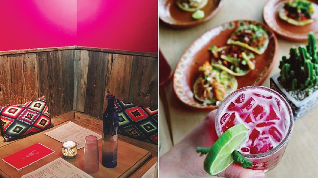 This Authentic Mexican Restaurant In Ottawa Will Transport You Straight To The Beach