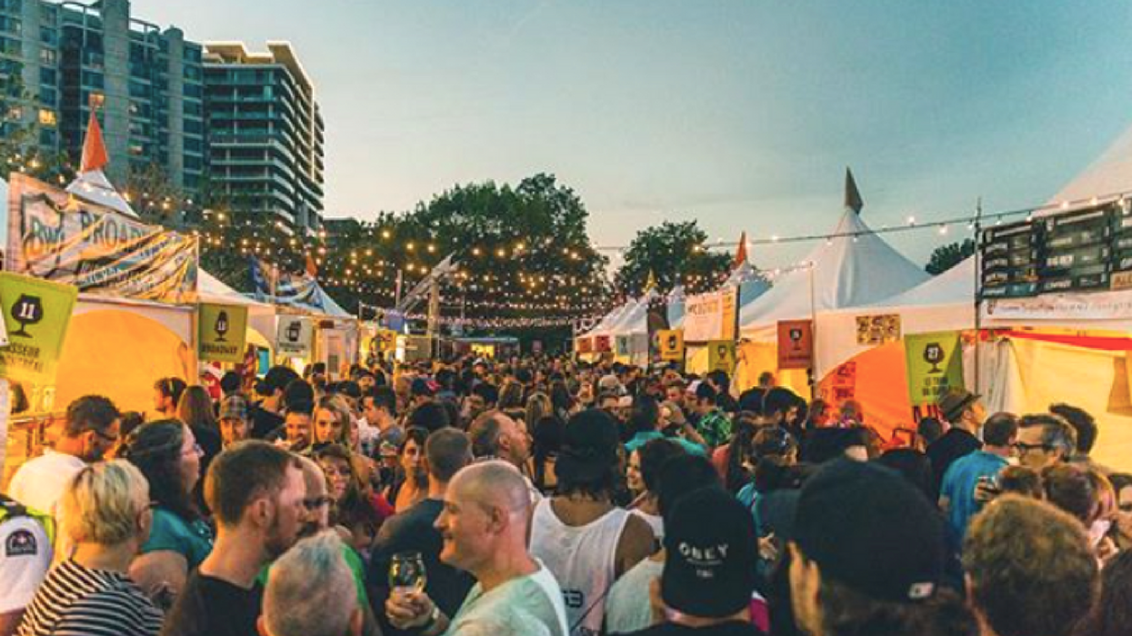 An Enormous Beer Festival Is Happening In Gatineau That You Can't Miss
