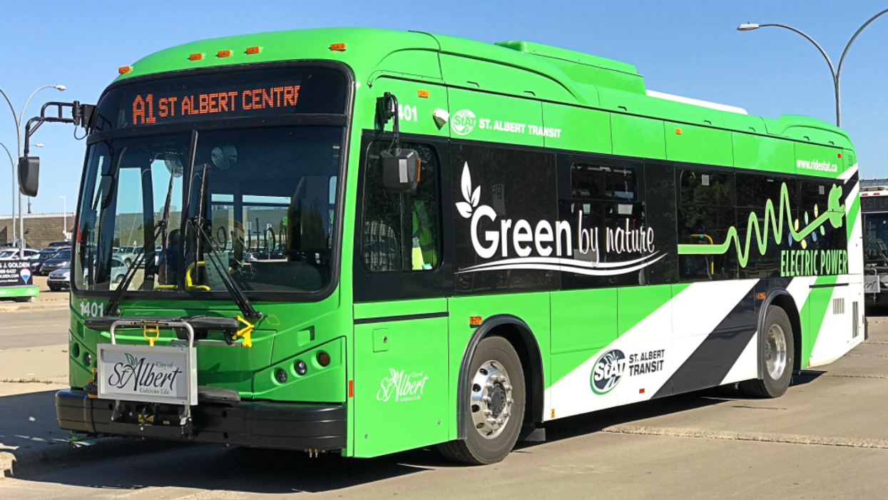 The TTC Has Started To Demo Electric Buses For The City And Here's What We Know So Far