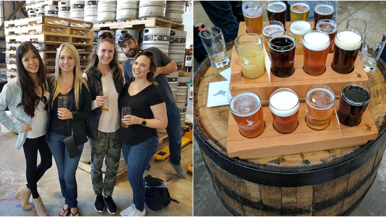 There's A Huge Brewery Crawl Happening This Weekend In East Vancouver