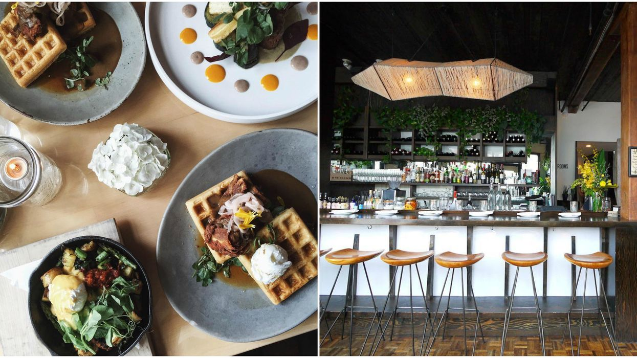 This Vancouver Restaurant Is So Delicious You Won't Even Realise It's 100% Vegetarian