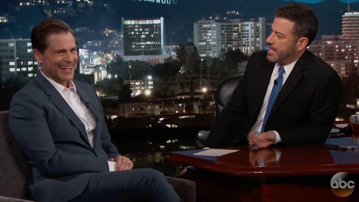 Actor Rob Lowe Is Under Fire For Making Jokes About The Deadly Halifax Explosion On Live TV