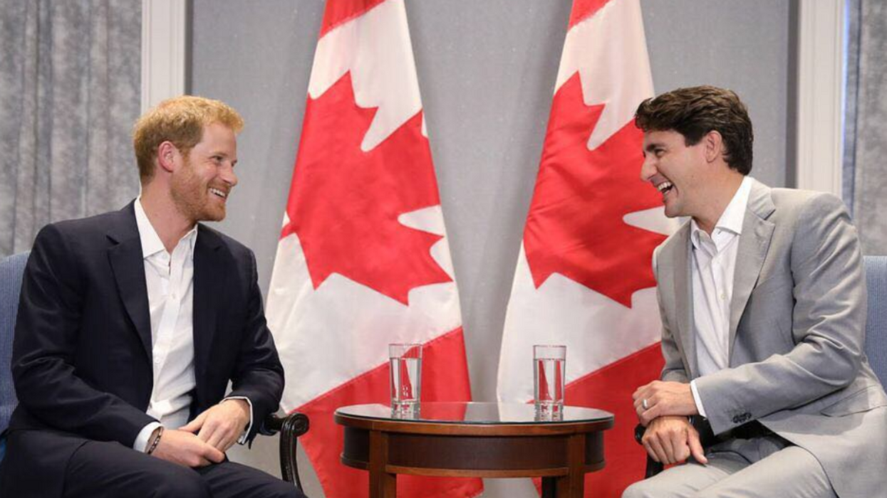 Justin Trudeau Had This To Say About Not Being Invited To The Royal Wedding