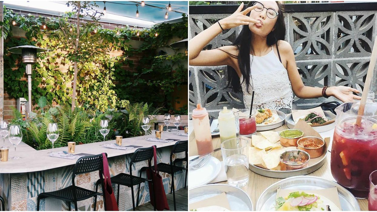 9 Patios You Need To Hit Up In Vancouver Now That It's Actually Sunny Outside