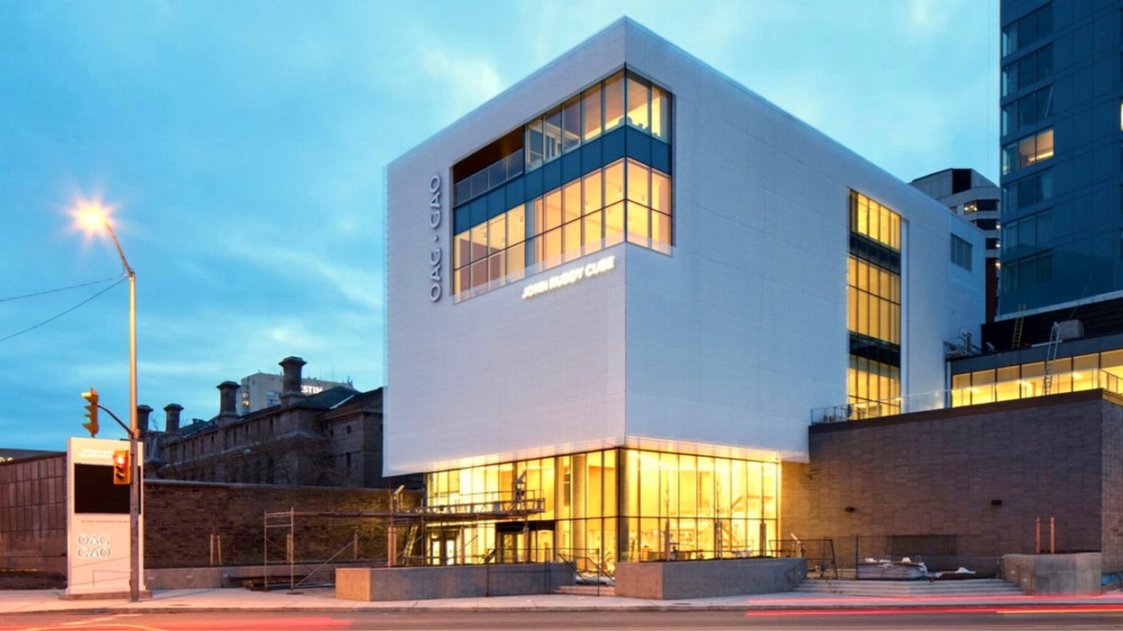 Here's When The New Ottawa Art Gallery Is Officially Opening