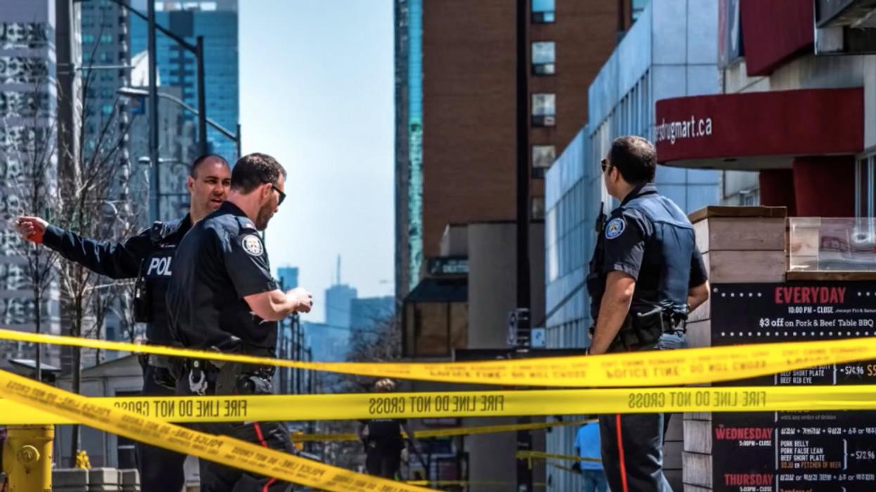 Le conducteur meurtrier de Toronto, Alek Minassian, est 23 fois dans la m*rde