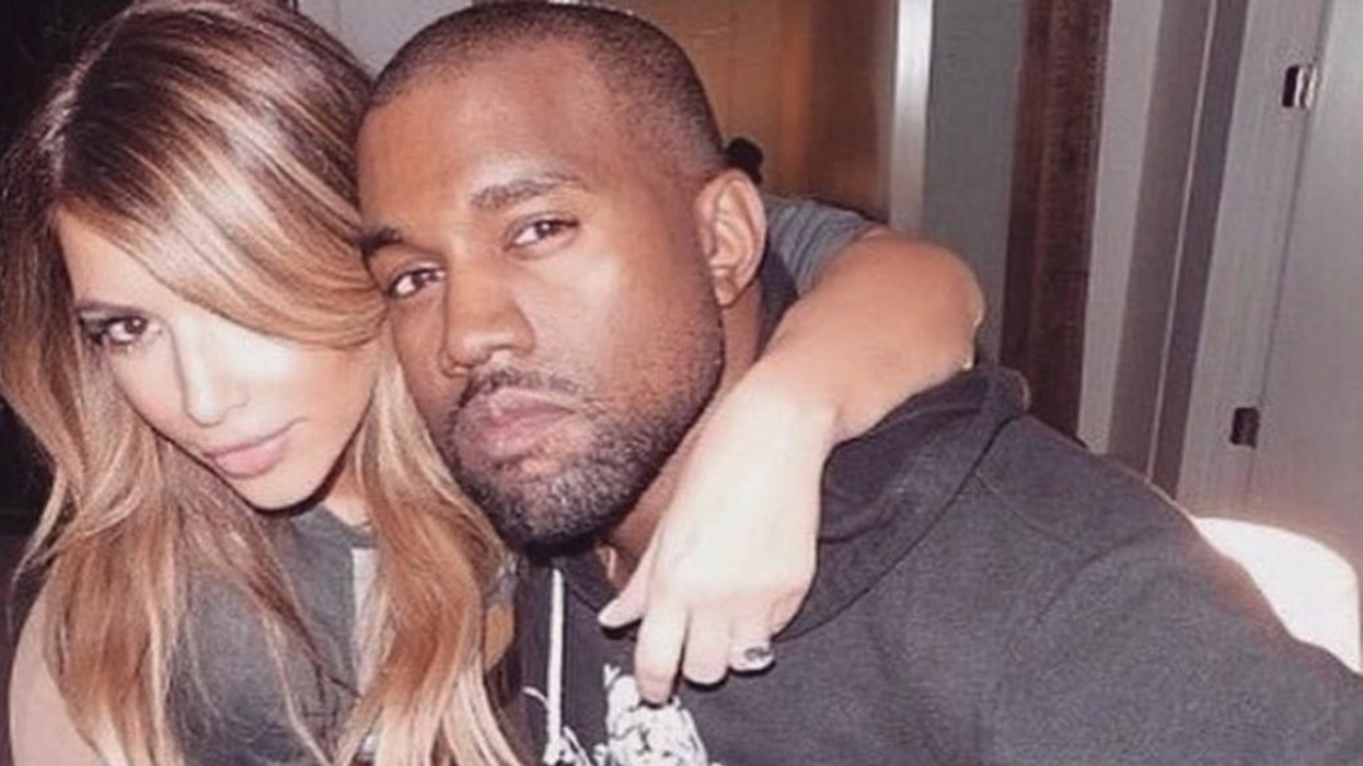 Kanye West est complètement viré sul' top et on se demande ce qu'il se passe