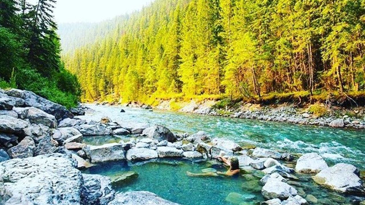 6 Hot Springs In BC That Will Give You The Perfect Escape From Reality