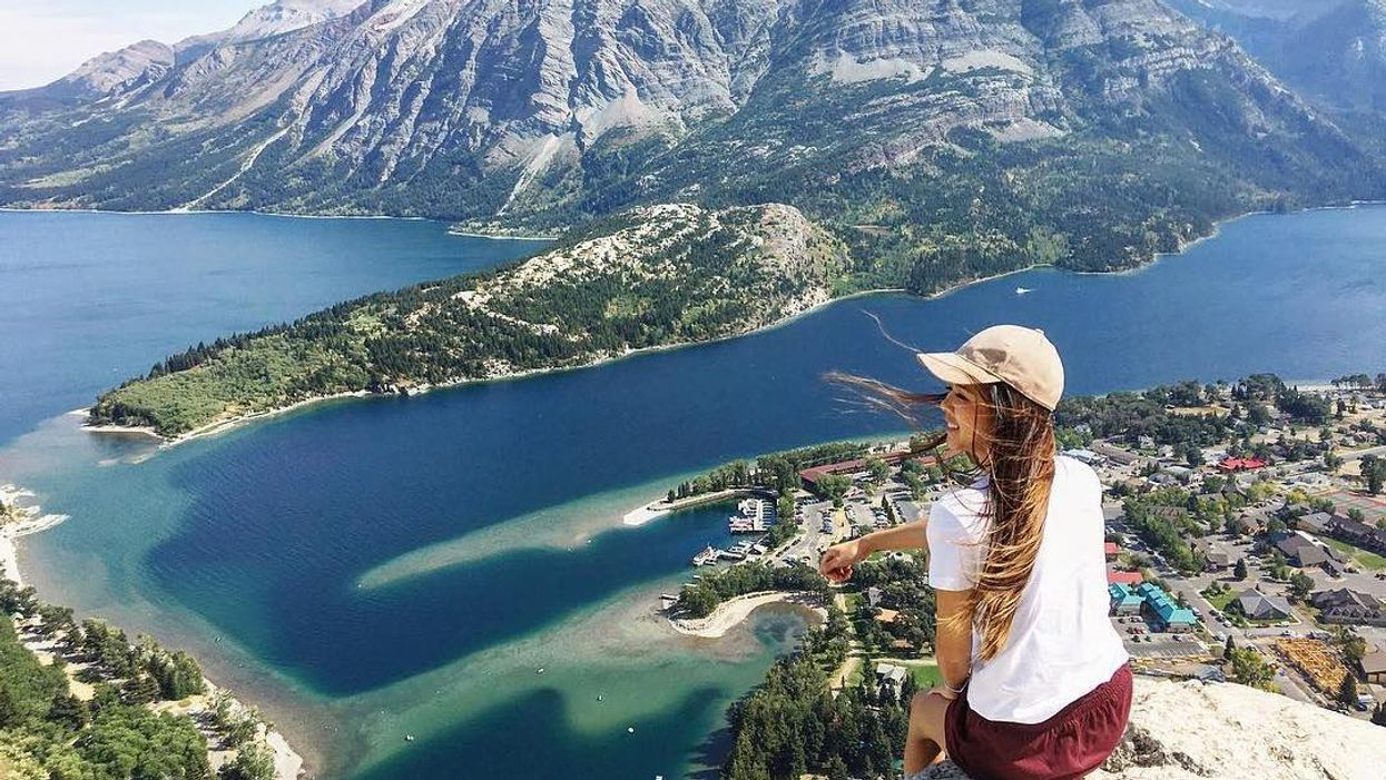 This Is Probably The Most Breathtaking Hike You Will Go On In Alberta