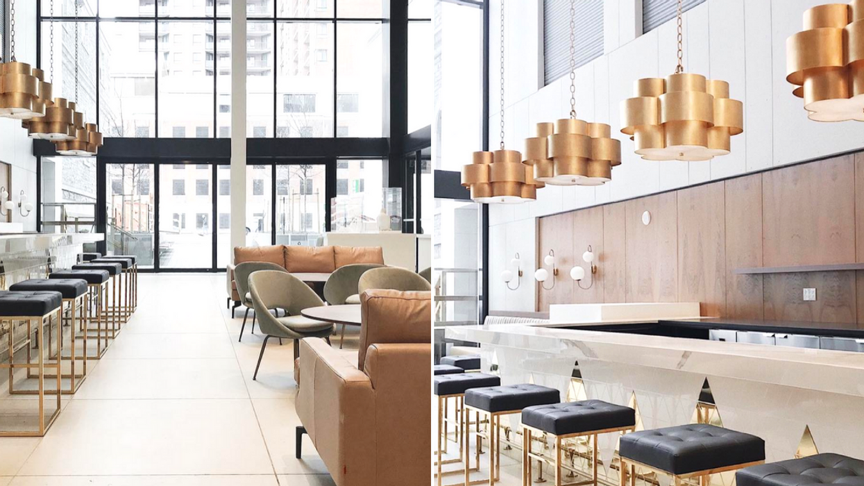 Here's When This All-New Gorgeous Restaurant Is Opening Up In Ottawa