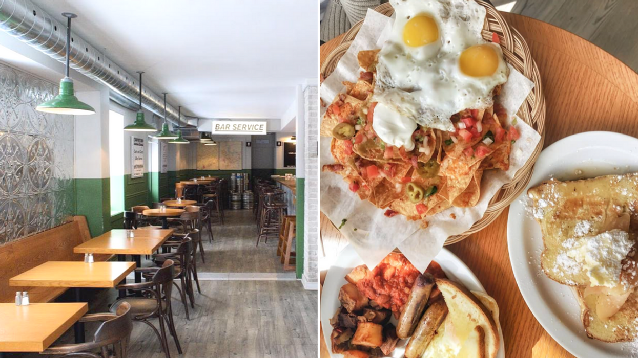 This New Ottawa Spot Will Serve You A Perfect Classic Brunch