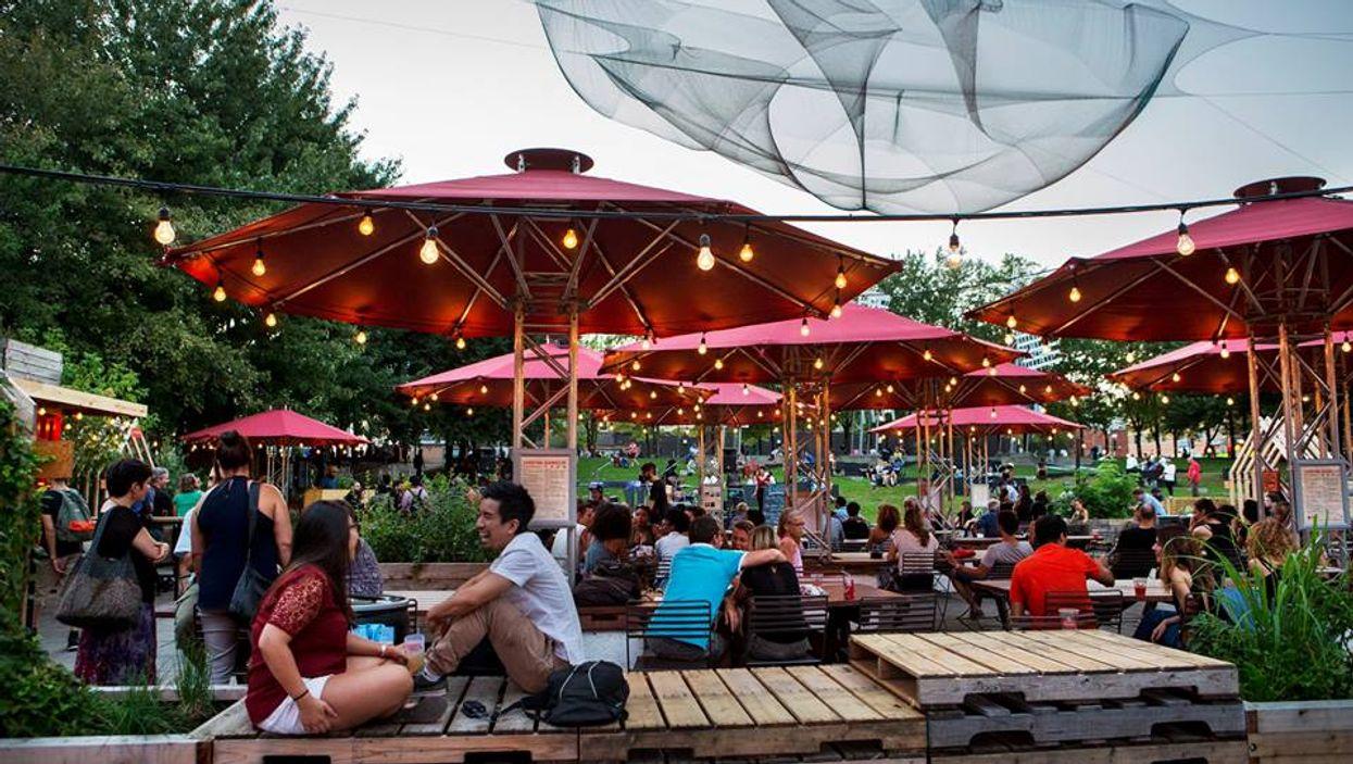 13 idées de date vraiment cool à faire à Montréal cet été