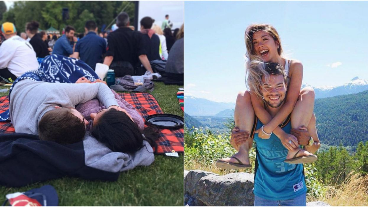 25 Things To Do With Your Girlfriend This Summer In Vancouver