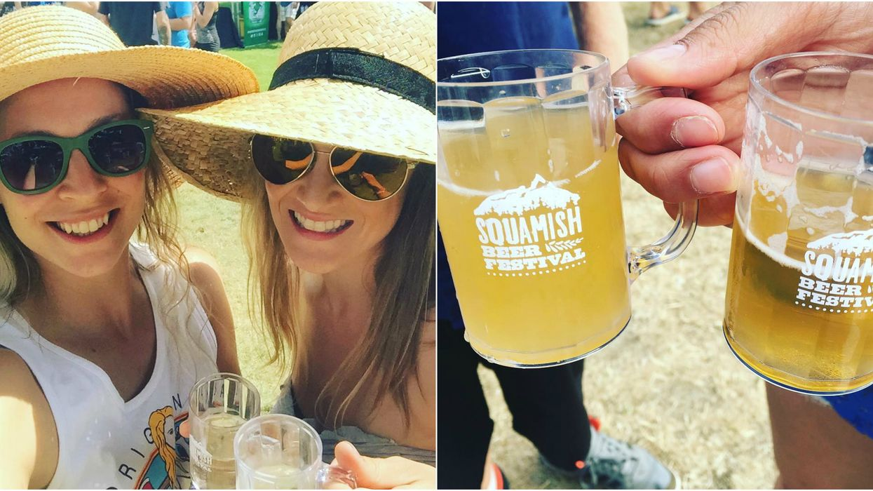 There Is A Huge Beer Festival Happening In Vancouver This Summer