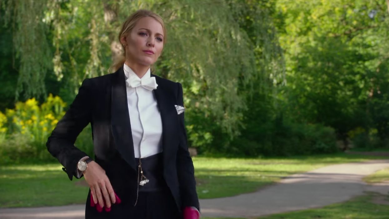 Blake Lively Just Revealed The Mystery Behind Her Strange Instagram Identity With This Chilling Trailer