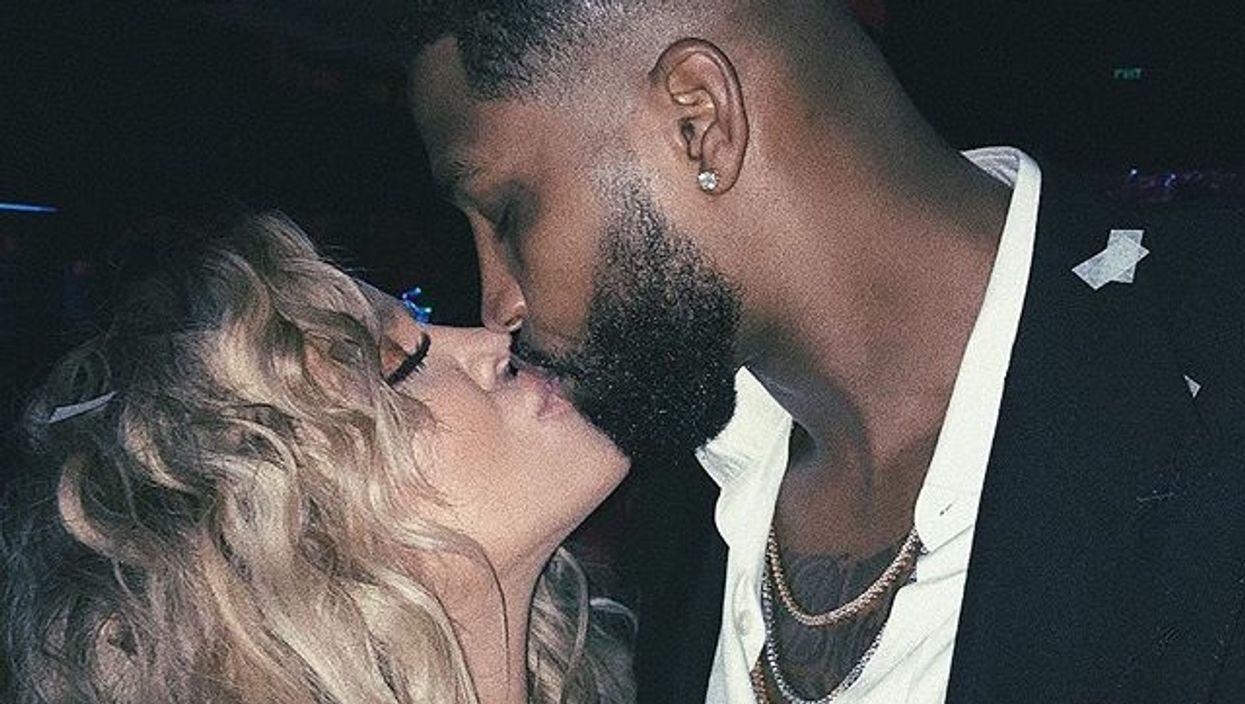 Khloe Kardashian Is Actually Defending Tristan Thompson On Instagram