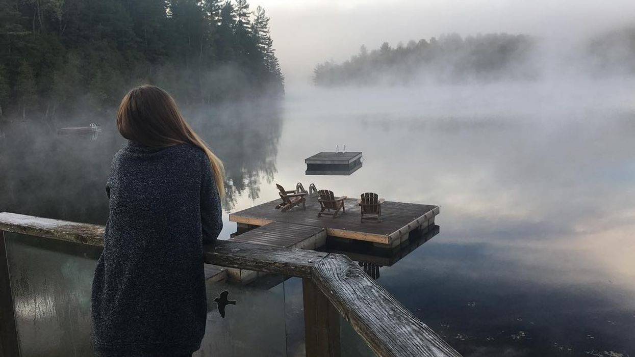 There's A Little Known Retreat In The Middle Of The Ontario Forest And It Will Enchant You