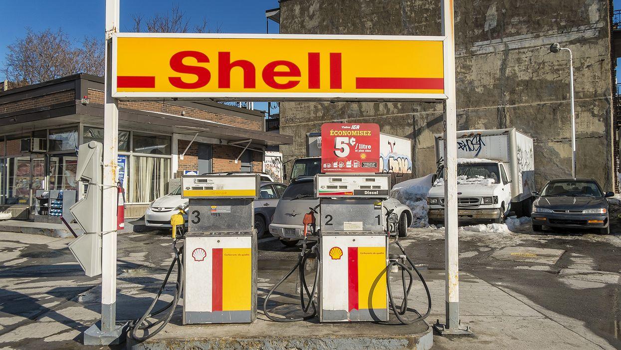 Le prix du gaz est rendu cr*ssement cher au Québec