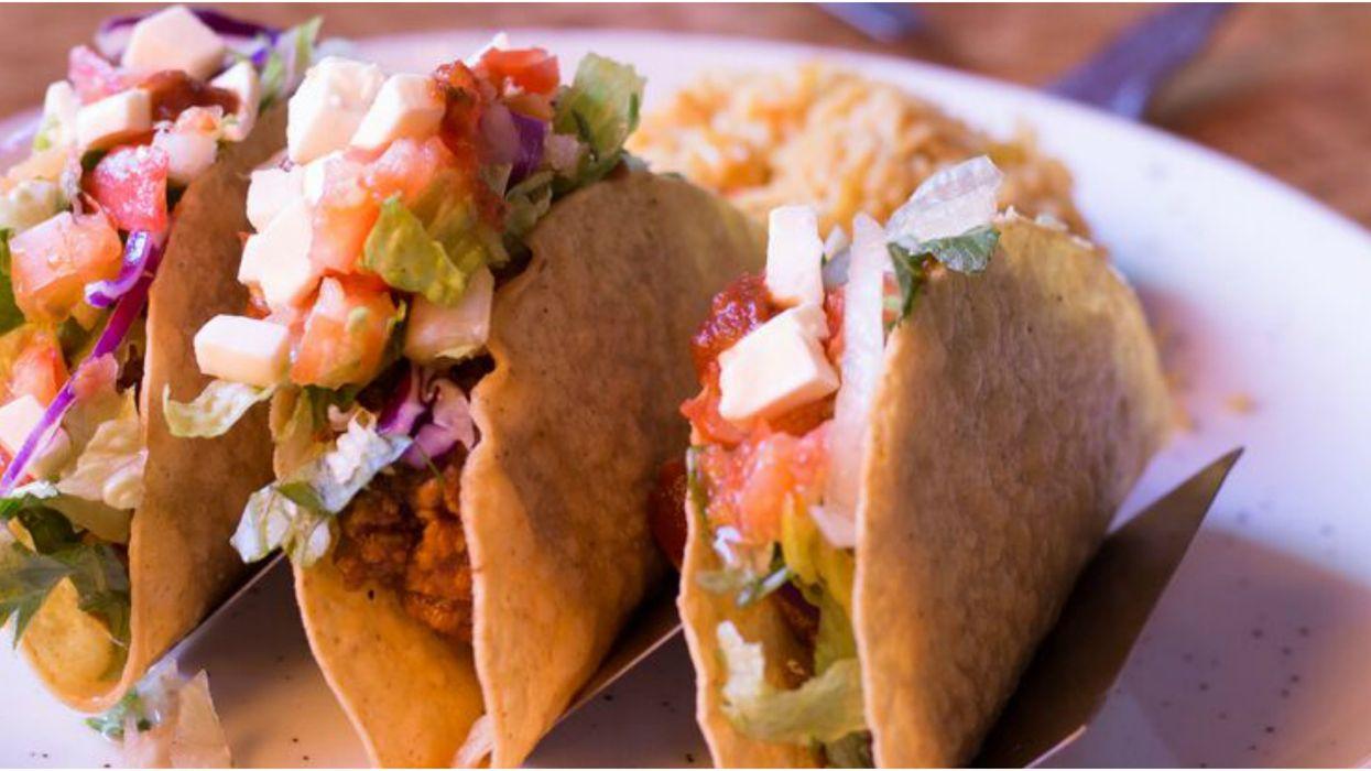 Voici où te bourrer la face de tacos à 1$ cette semaine à Montréal & environs